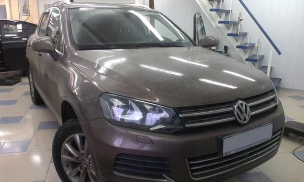 VW Toureg